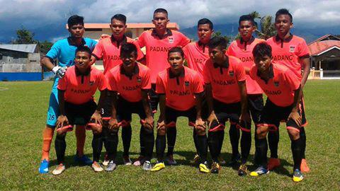 Tim sepakbola Kota Padang