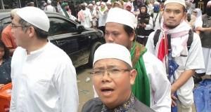 H Suparman SPD Ikut Aksi Damai, Mantan Aktifis Itu Bertakbir!