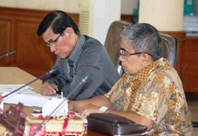 Tim Banggar DPRD Kota Payakumbuh