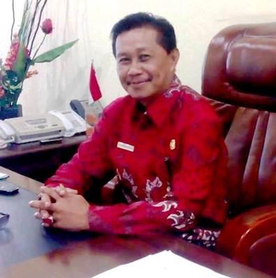 Ka Kanmenag  Drs. H. Gusman Piliang, MM