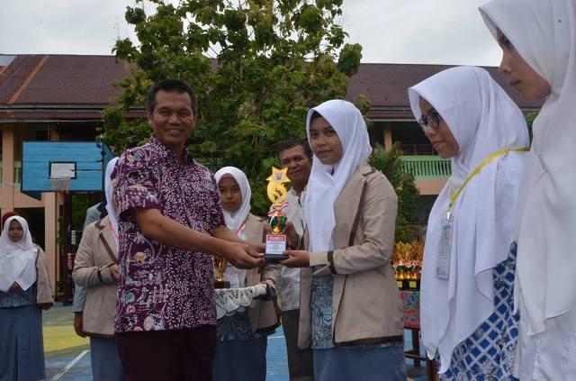 SMA N 1 Pariaman Menangi PWI School Jurnalist Competition, Minggu 30-10-2016