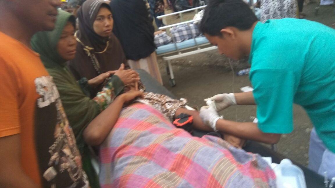 Tim SAR telah menemukan 25 korban tewas dan 26 orang luka berat. Korban dirujuk ke RSUD Pidie Jaya dan puskesmas