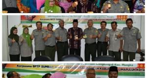 Irfendi Launching Produk Olahan Gambir