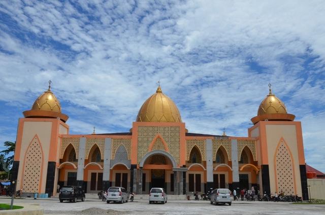 Mesjid Agung Syekh Burhanuddin