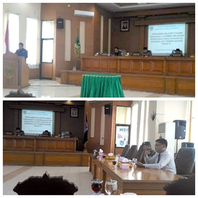 Pengambilan Keputusan DPRD Payakumbuh, Disetujuinya 9 Ranperda