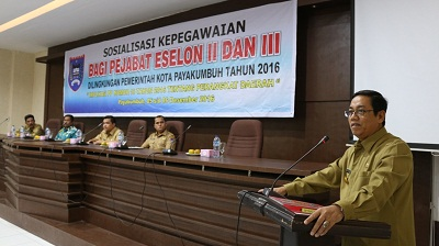 Plt Walikota Payakumbuh Priadi Syukur