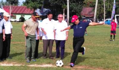 Turnamen Sepakbola HUT Kota Payakumbuh ke-46