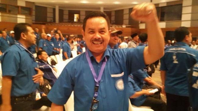 Fauzi Bahar Ketua Majelis Penasehat Partai DPW PAN Sumbar. (*istimewa)