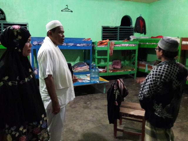 wako dan istri berdialog dengan pengurus tapuz tentang kendala yang dihadapi