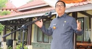Plt. Walikota Priadi Syukur