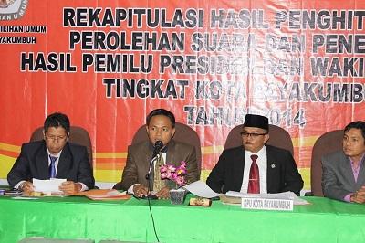 KPU Kota Payakumbuh