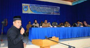 Ketua DPRD Kota Payakumbuh YB Dt. Parmato Alam