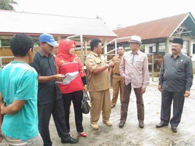 Komisi B DPRD Payakumbuh Rekomendasikan Banyak Hal di RTH, TA, dan Pasar Ternak