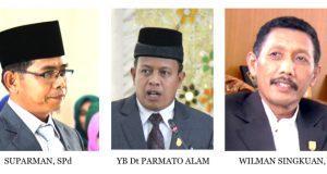 Pimpinan DPRD Kota Payakumbuh