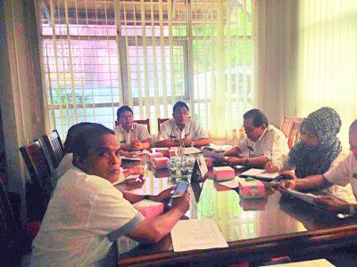 Persiapan Pelaksanaan Aksi Pencegahan dan Pemberantasan Korupsi Kota Payakumbuh