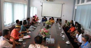 Hearing DPRD 50 Kota, Jorong Nenan Nagari Maek Butuh Tambahan Guru
