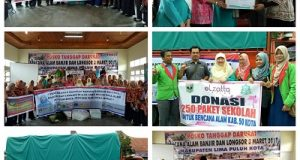 Ny Nevi Irwan Prayitno serahkan bantuan ke Bupati Limapuluh Kota Irfendi Arbi