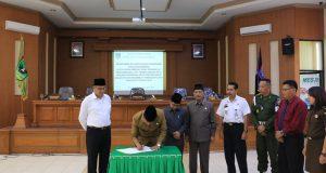 3 Perda Baru Disetujui DPRD Kota Payakumbuh