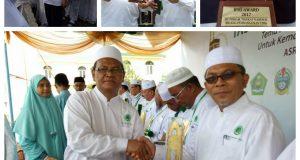 IPHI Limapuluh Kota Diganjar IPHI Award, H Saiful: Berkat Haqqul Yakin, Payakumbuh Juga