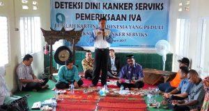 Pemko Payakumbuh Bersama BPJS Adakan Pemeriksaan Kanker Serviks Gratis