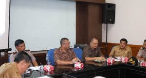 Tahap Awal Satgas Saber Pungli Kota Payakumbuh Fokuskan Sosialiasi