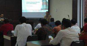 Walikota Payakumbuh Buka Sosialisasi Pencegahan dan Pengendalian Gratifikasi