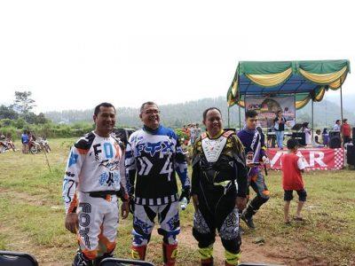 Tampil Bak Rider, Riza Falepi Buka Jelajah Alam Paliko (JAP5)