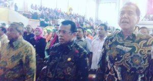 UNP Kuliah Umum, Chairul Tanjung: Mahasiswa Jangan Cari Pekerjaan