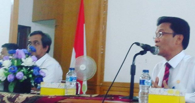 Utusan Fakultas Selingkungan UNP, Ikuti Sosialisasi SAPTO