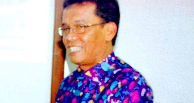 Wakil Rektor I, Prof Yunia Wardi MSc