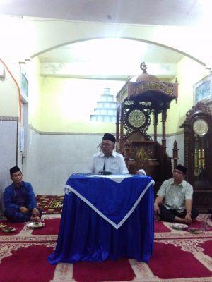 Apresiasi Gerakan Subuh Berjamaah, Anggota DPR RI Refrizal Himbau Orang Tua Ajak Anak Hidupkan Masjid