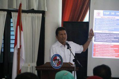KemenPAN-RB Gelar Audiensi Dengan ASN, Asman Abnur: Perbaiki Mental Aperatur dan Pelayanan Publik