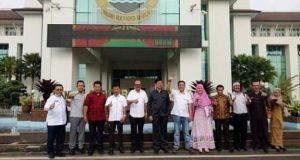 Pansus Ranperda Perlindungan dan Pengelolaan Lingkungan Hidup, DPRD Limapuluh Kota Study Banding Ke Kabupaten Bandung Barat