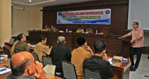 Wako Riza Lantik Forum Kota Sehat