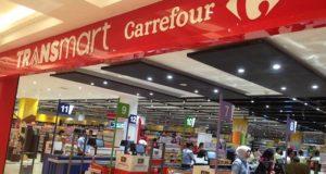 Kuliner Lokal Turut Isi Transmart Padang