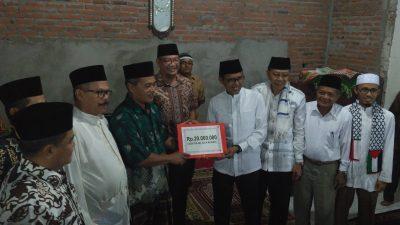 Gubernur Sumbar Gelar Safari Ramadhan di Payakumbuh