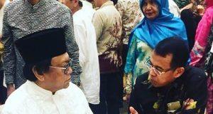 Rektor UNP, Mempresentasikan Perkembangan ke Tokoh Minang Jakarta
