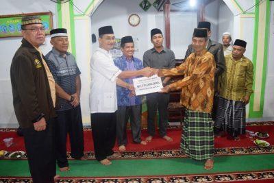 Safari Ramadhan Wakil Bupati Ferizal Ridwan