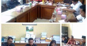 Rapat Kerja Komisi B dengan PDAM