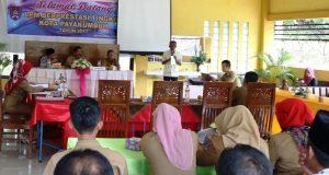 Ketua DPC LPM se-Payakumbuh Wirianto.
