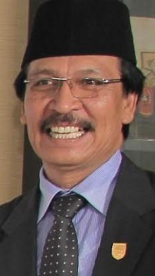 Ketua DPC PDI P Payakumbuh Aribus Madri