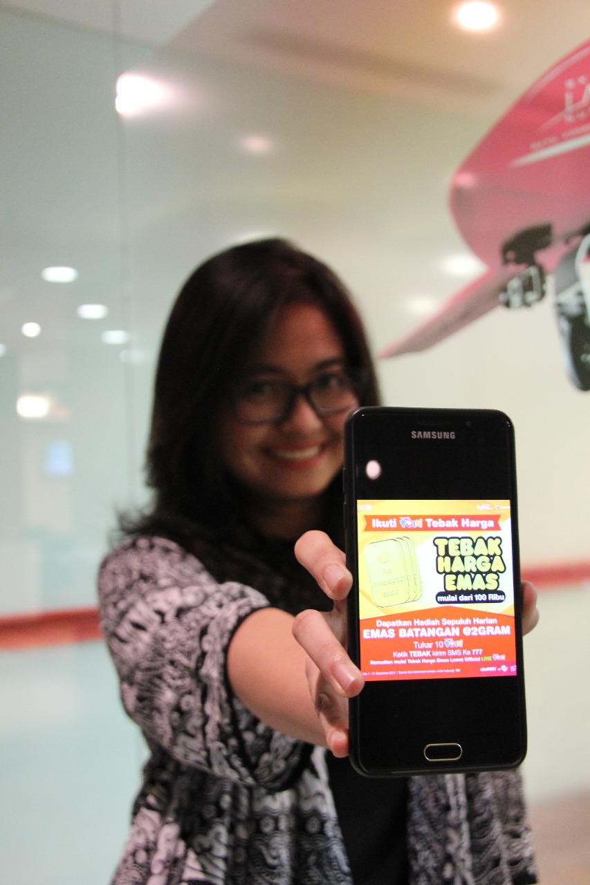 Tukarkan Poin Telkomsel Dapat Emas Padang Today