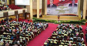 Ketua MPR-RI Zulhas, Kuliah Umumnya Menyemangatkan Ribuan Mahasiswa