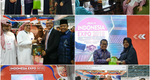 Pasar Internasional Tertarik dengan Randang Payakumbuh, Jeddah International Exhibition & Convention Center