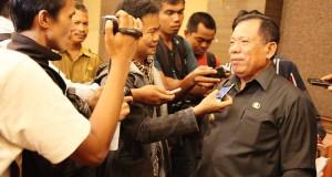 Wakil Gubernur H Muslim Kasim --- SDM Penting untuk Turunkan Kemiskinan