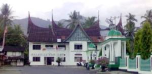 Kantor Wali Nagari Kubang