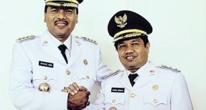 Irfendi Arbi - Ferizal Ridwan