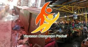 "Yayasan Danamon Peduli - mengubah pasar kumuh jadi ""sejahtera"""
