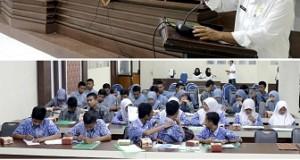 Perda Penyalahgunaan Lem Disosialisasikan, 100 Siswa Diberikan Pemahaman