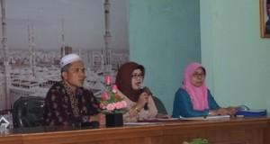 Kanwil Kemenag Genjot persiapan Akreditasi Madrasah Limapuluh Kota
